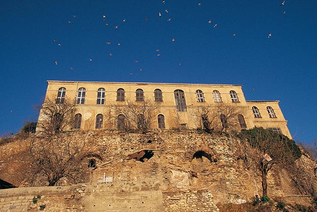 Konstantinopel – Das neue Rom am Bosporus